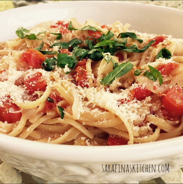 Sarafina's Kitchen | One-Pot Pasta